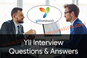YII Interview Questions