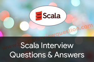 Scala Coding Interview Questions, Spark Scala Programming