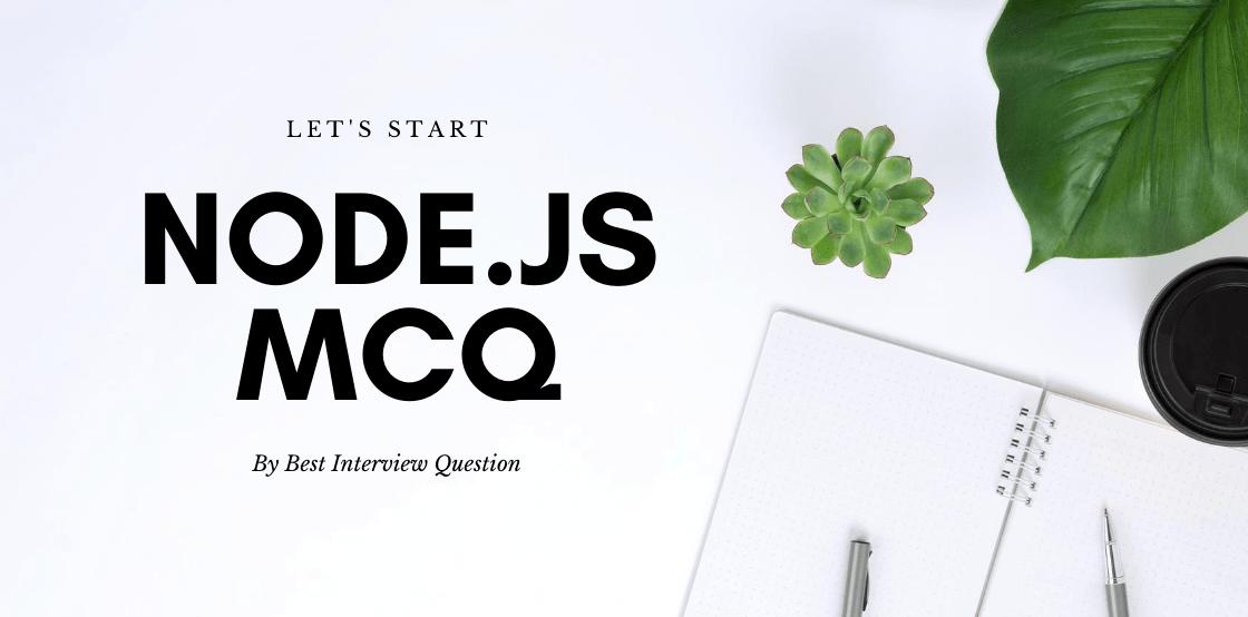 Node.js Online Test