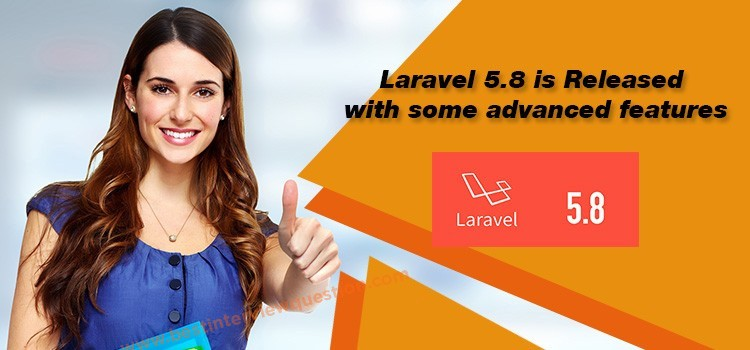 Laravel 5.8 is Released with some advanced features