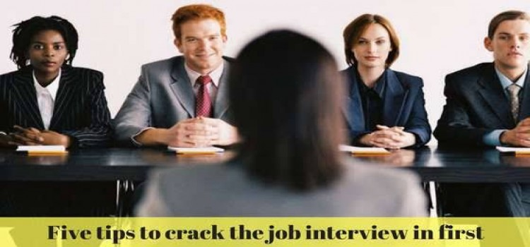 How to crack the interview in the first attempt