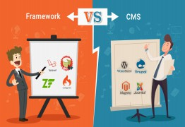 Frameworks vs. CMS – Which One is Better and Why?