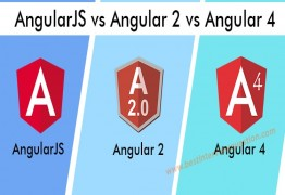 AngularJS vs. Angular 2 vs. Angular 4: What's the Difference