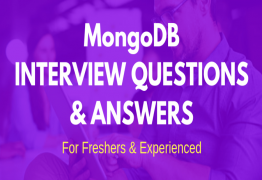 Angular 4 Interview Questions and Answers for Experienced