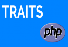 How to use traits in PHP